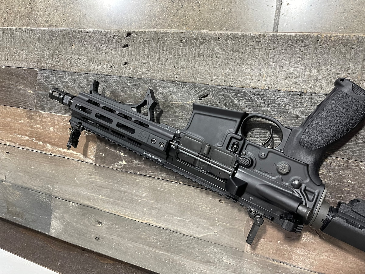 PRIMARY WEAPONS SYSTEMS (PWS) MK1