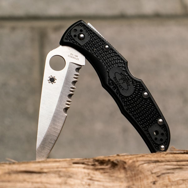 Spyderco Endura 4 Folding Knife