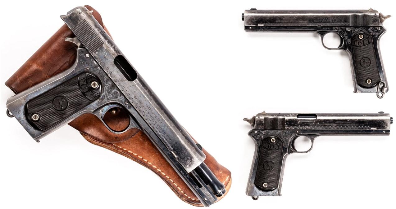 Colt M1902 Military