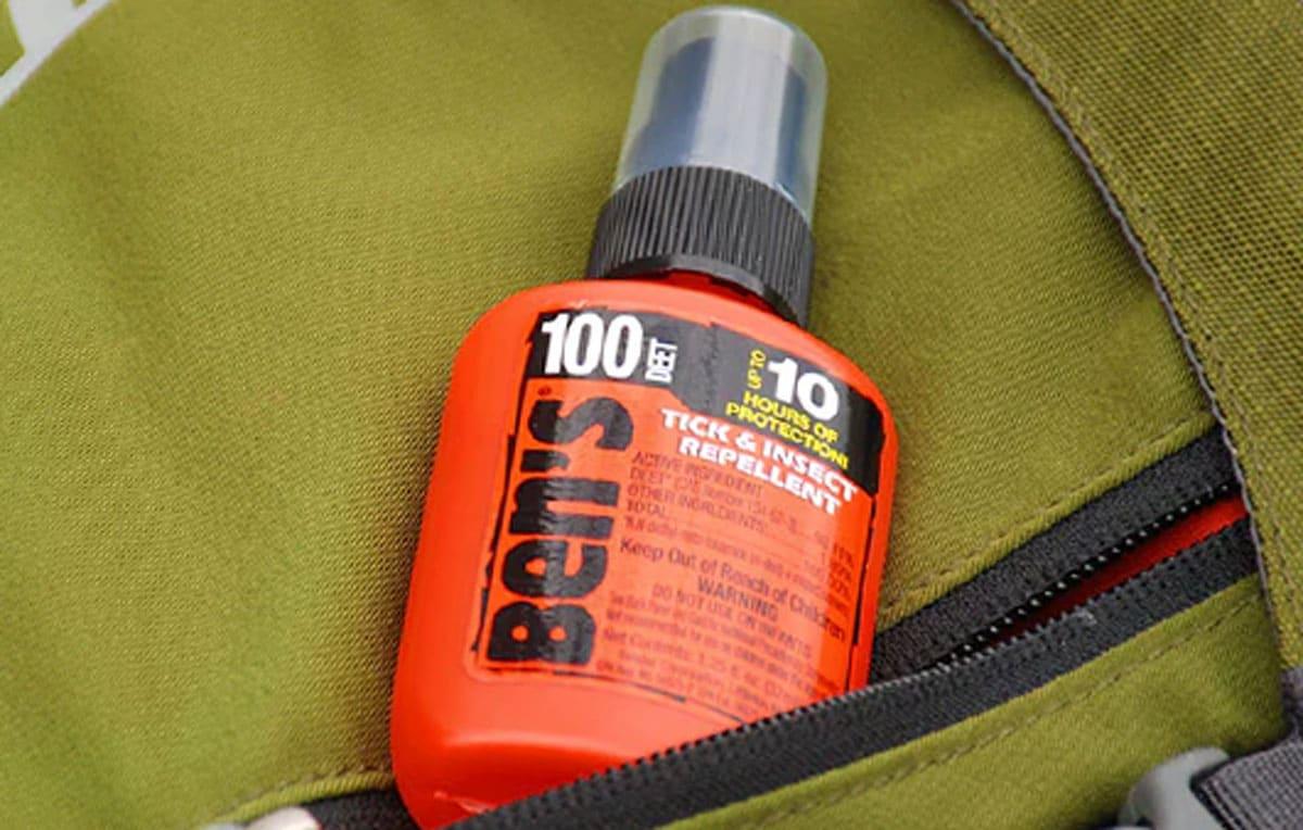 Ben's Max 100 Spray