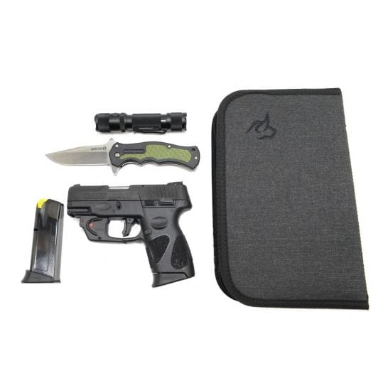 Taurus G2C with Everyday Carry Kit
