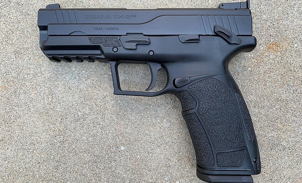 2nd Generation Zigana PX9-G2 Pistol