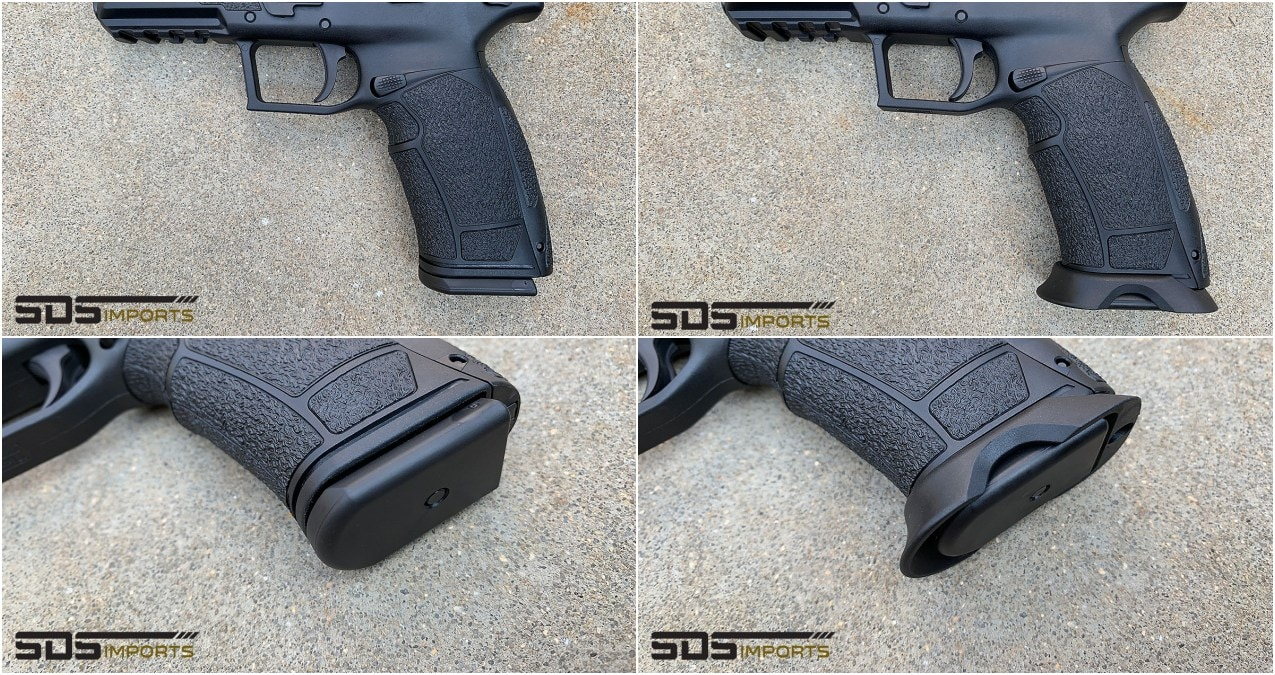 SDS Imports Zigana PX9-G2 pistol