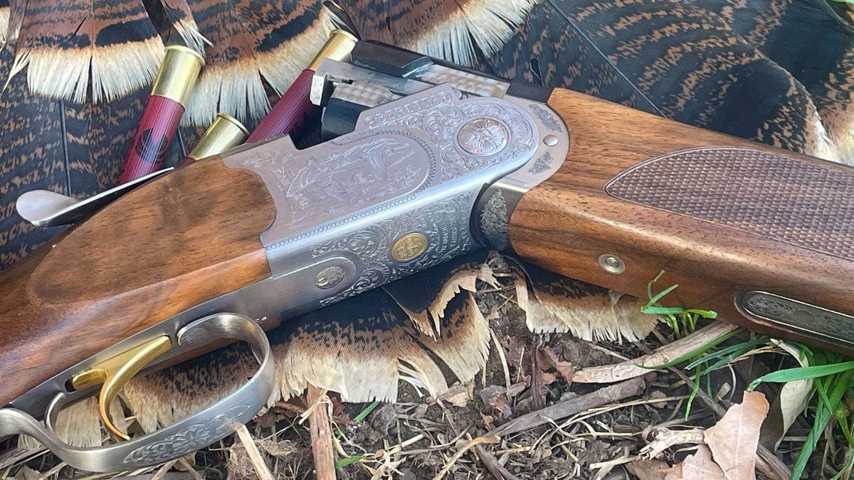 Beretta 686 Silver Pigeon in .410