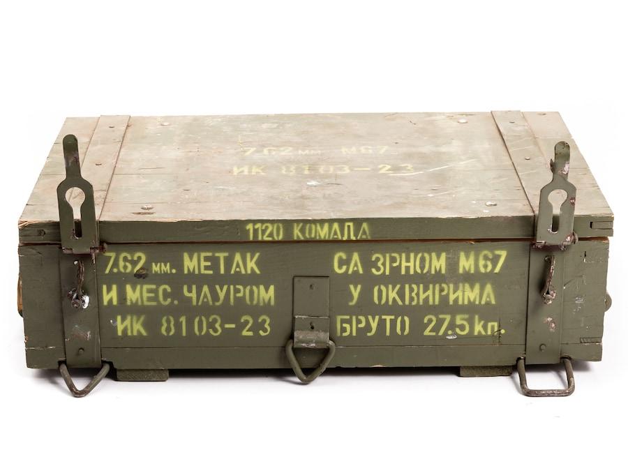 GOVERNMENT OF YUGOSLAVIA 7.62x39MM M67 FMJ