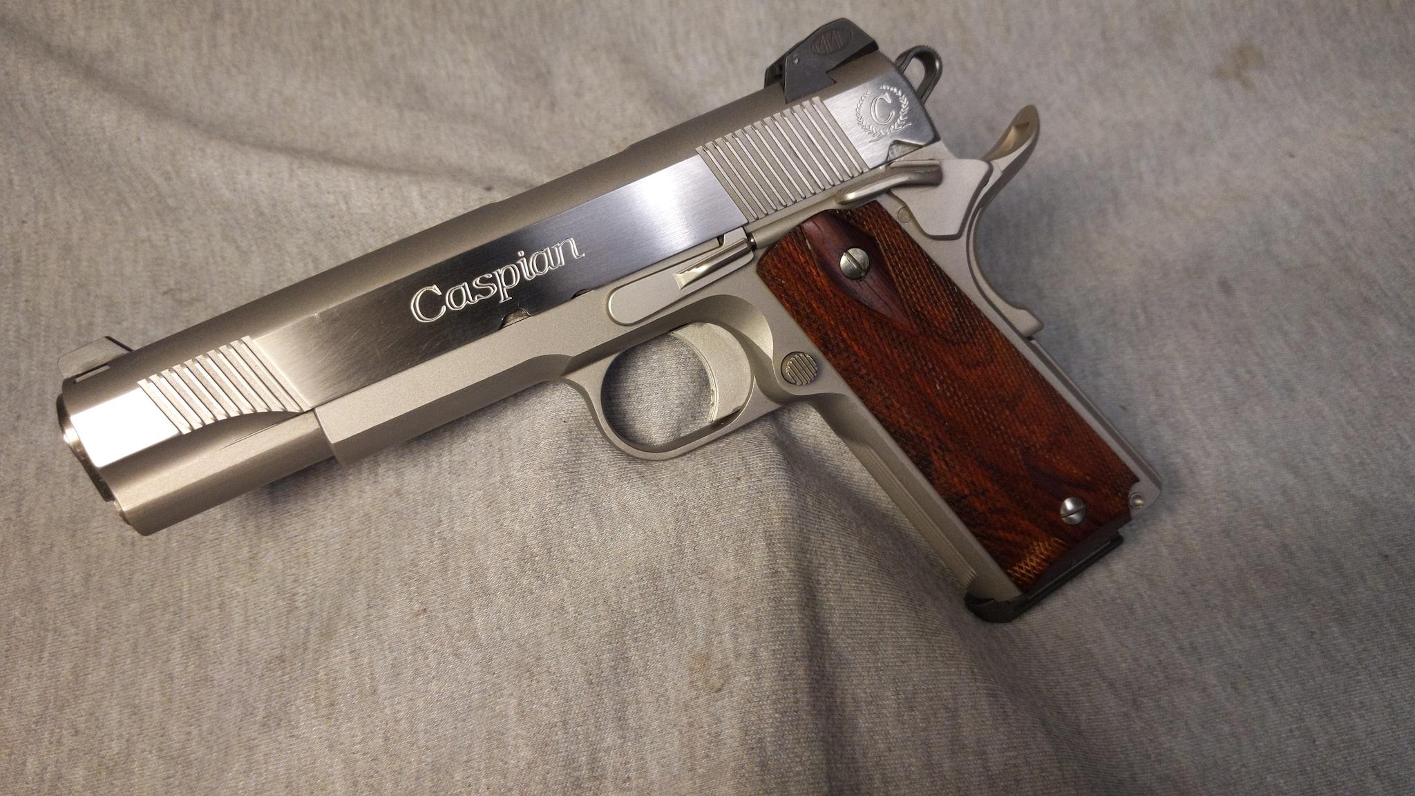CASPIAN ARMS 1911