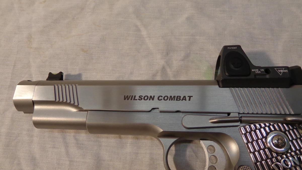 WILSON COMBAT Hunter
