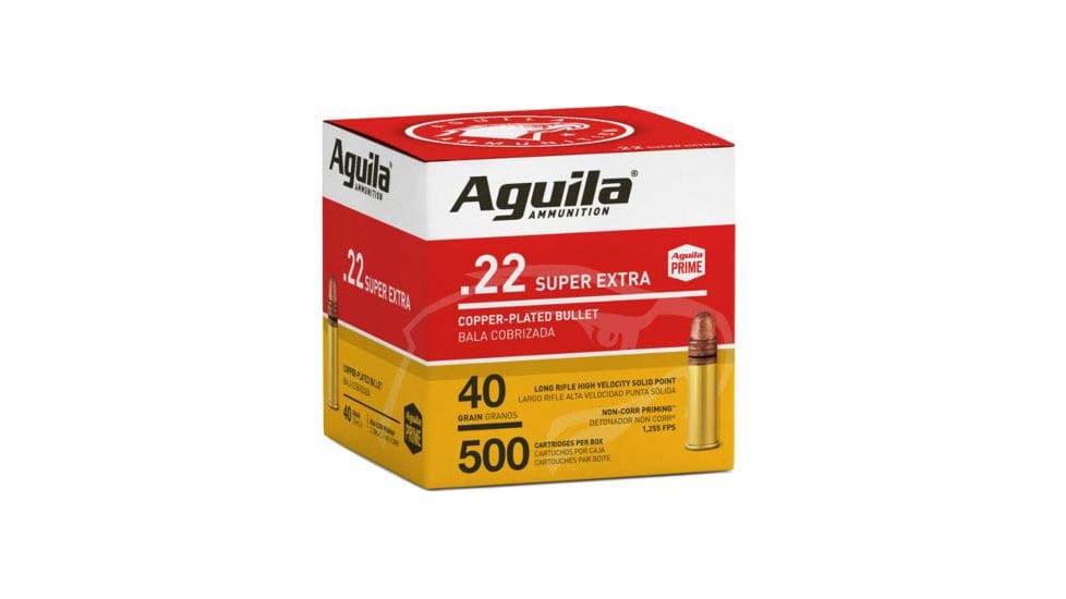 AGUILA SUPER EXTRA HIGH VELOCITY