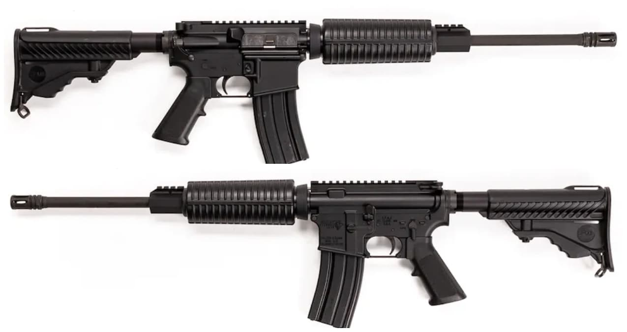 DPMS A-15 Oracle