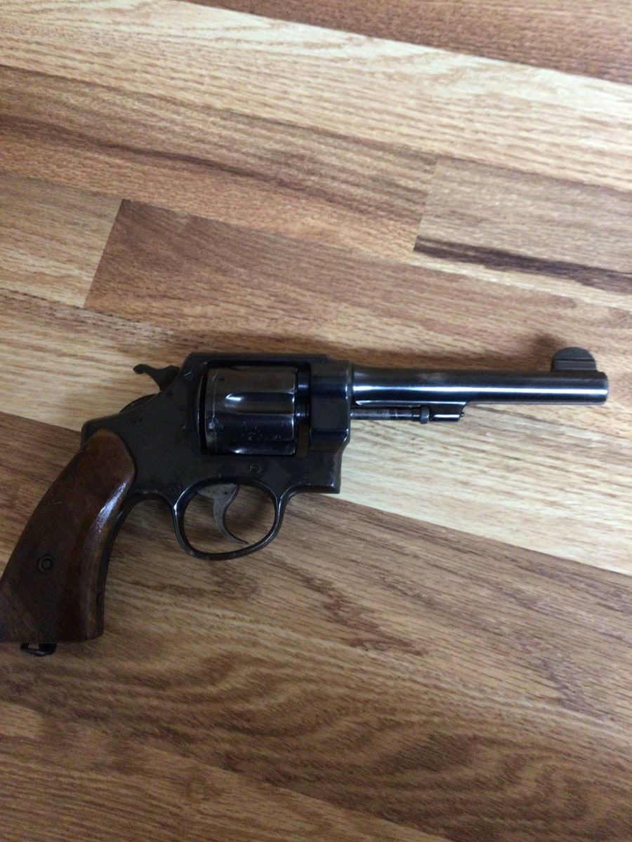 SMITH & WESSON M1917
