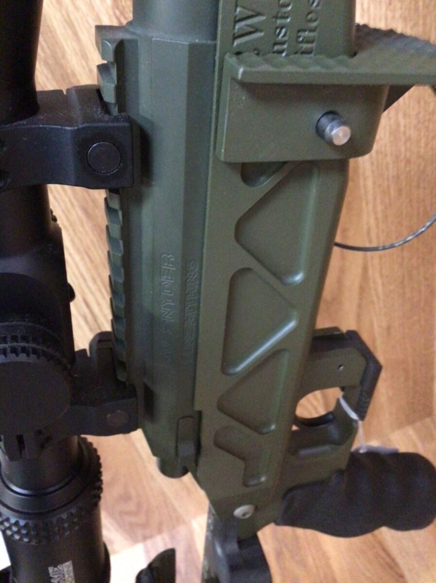 RW SNYDER Left Handed Sharpshooter