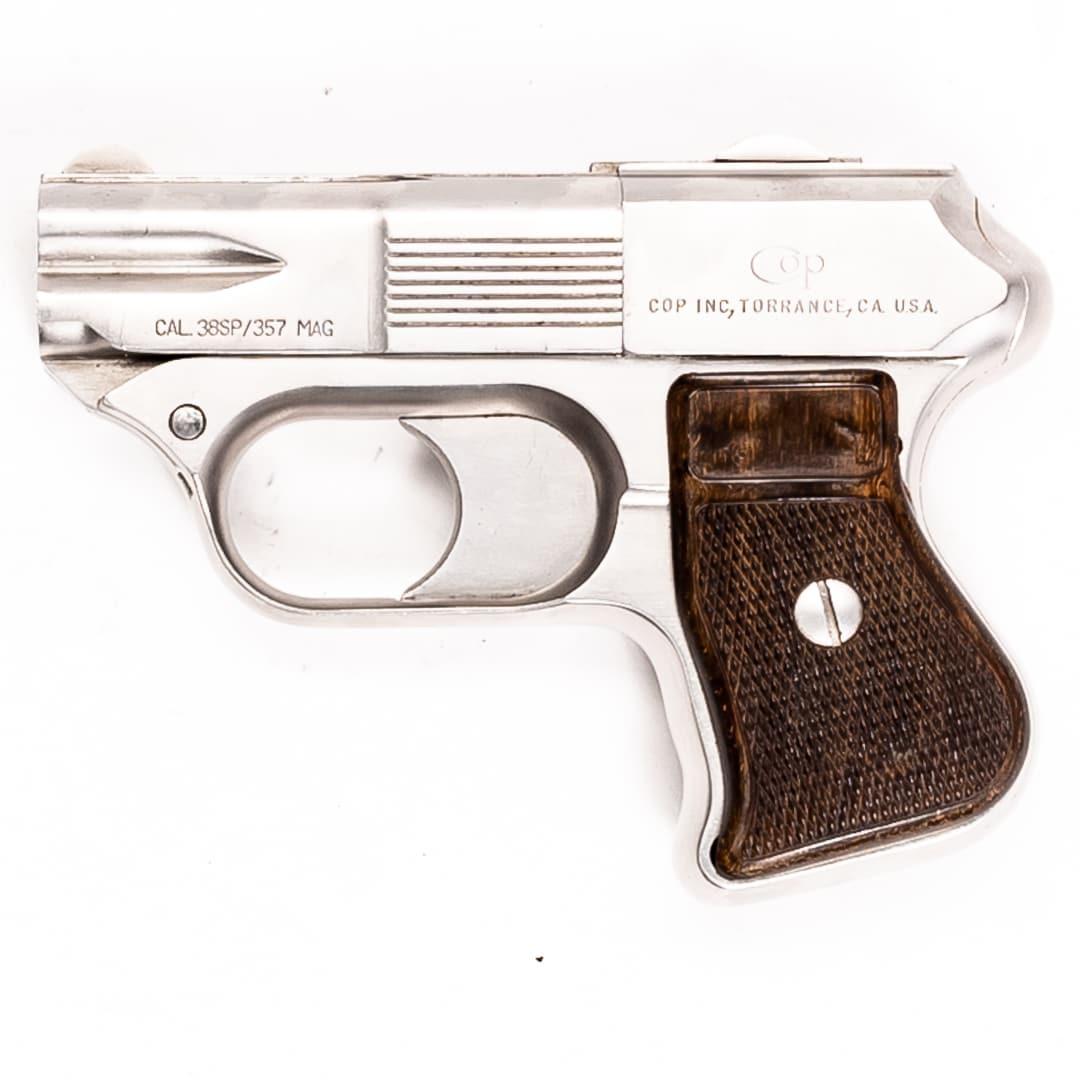 COP INC. 4 SHOT DERRINGER