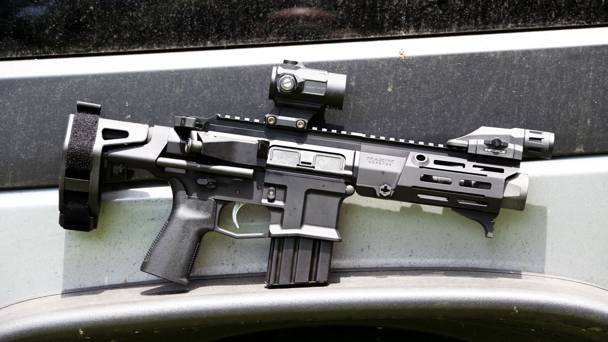 Maxim Defense PDX AR Pistol