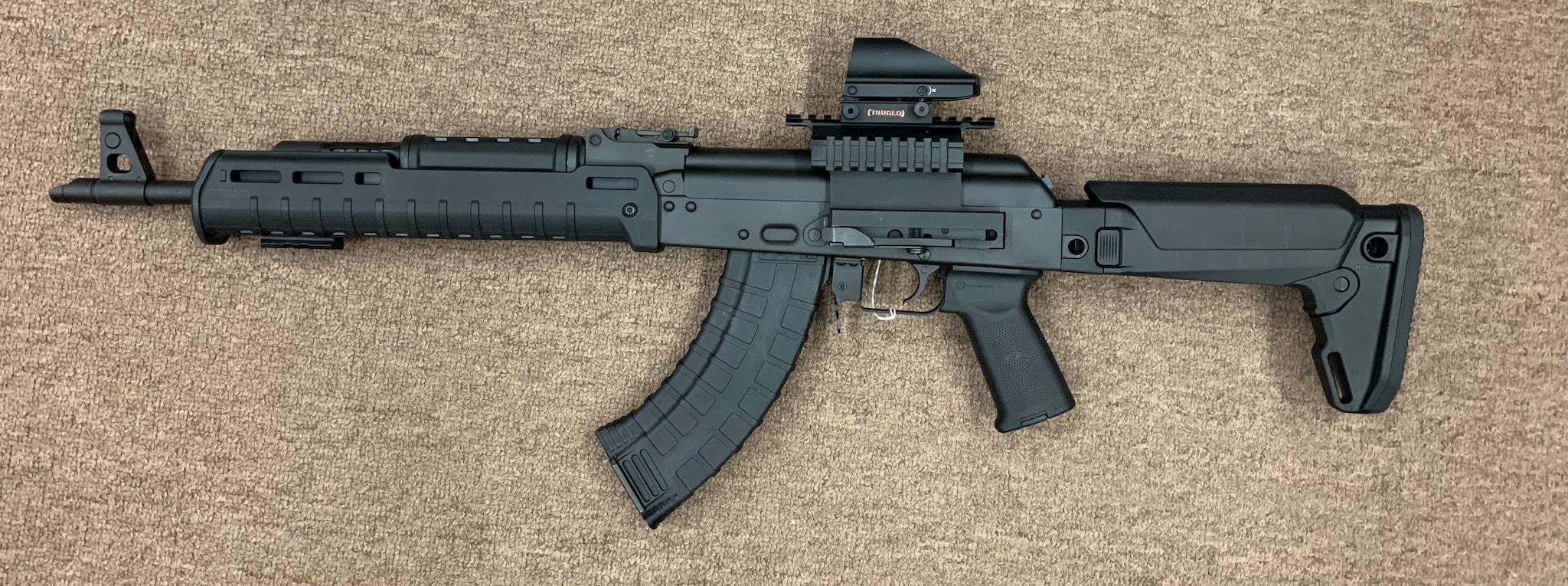 CENTURY ARMS RAS47 Magpul Folding Stock