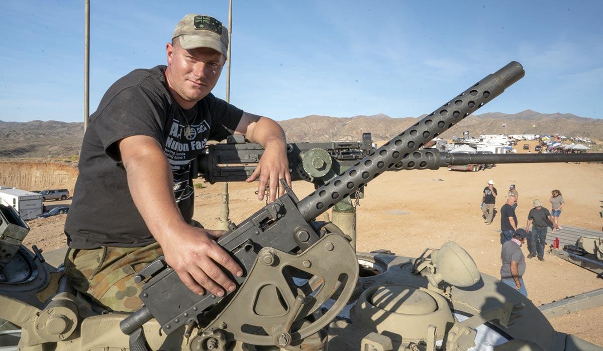 Scott Rickard Heavy Hitters Battlefield Vegas
