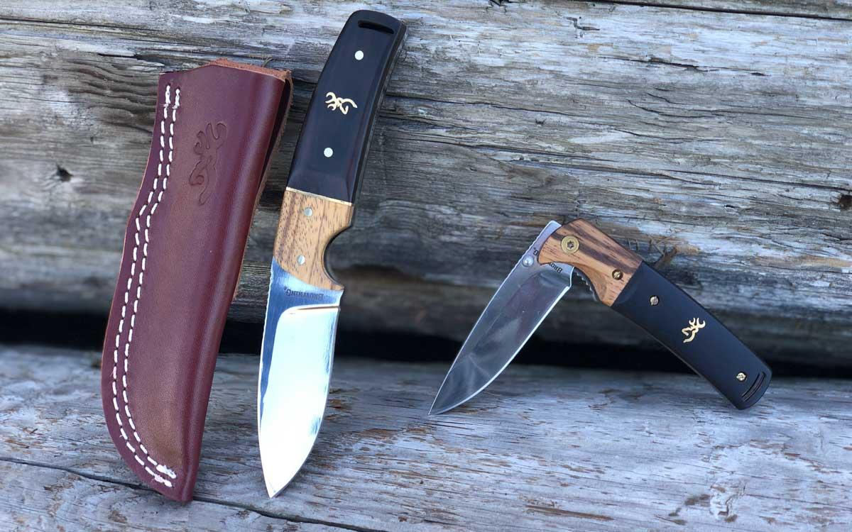 Browning Hunting Knives