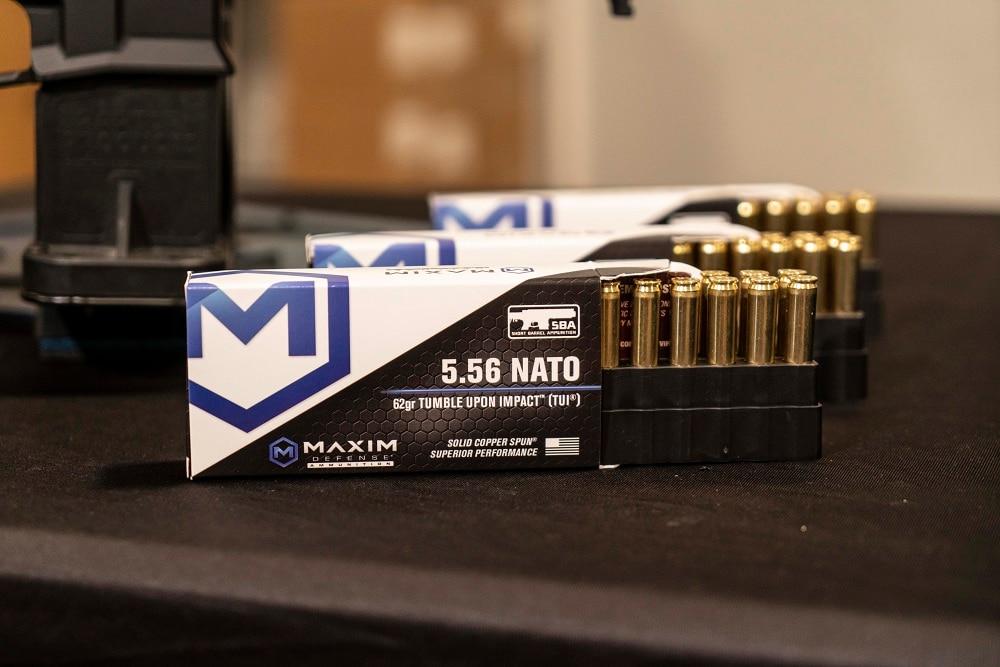 Maxim ammo