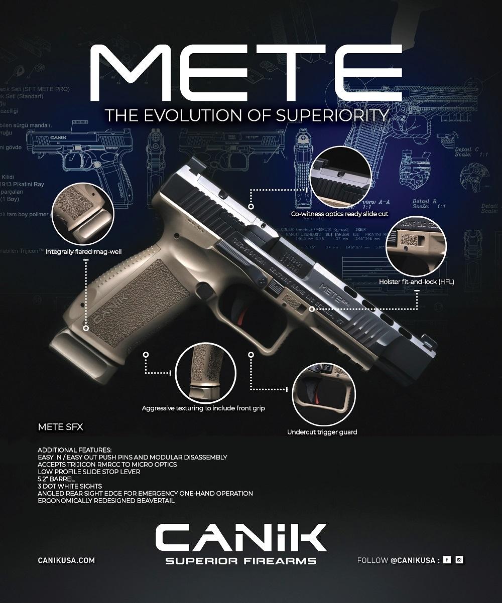 Canik METE
