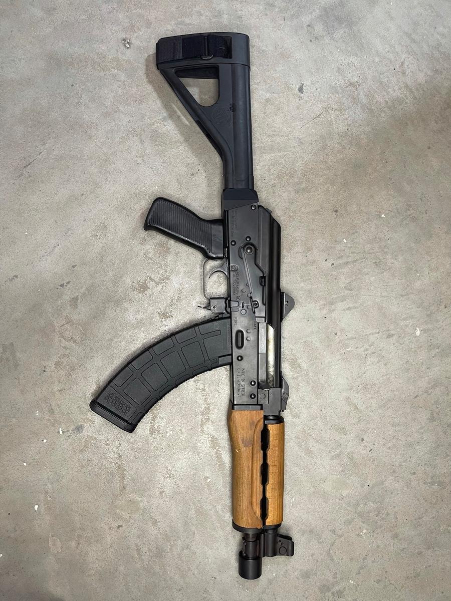 ZASTAVA ARMS MDLPAP M92PV