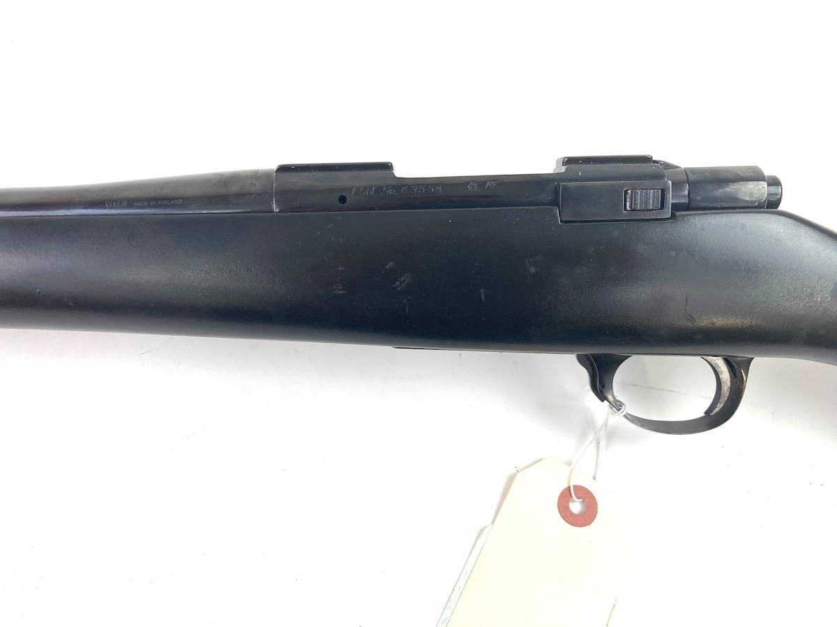 SAKO VIXEN (Custom Ebony Sporter Stock)