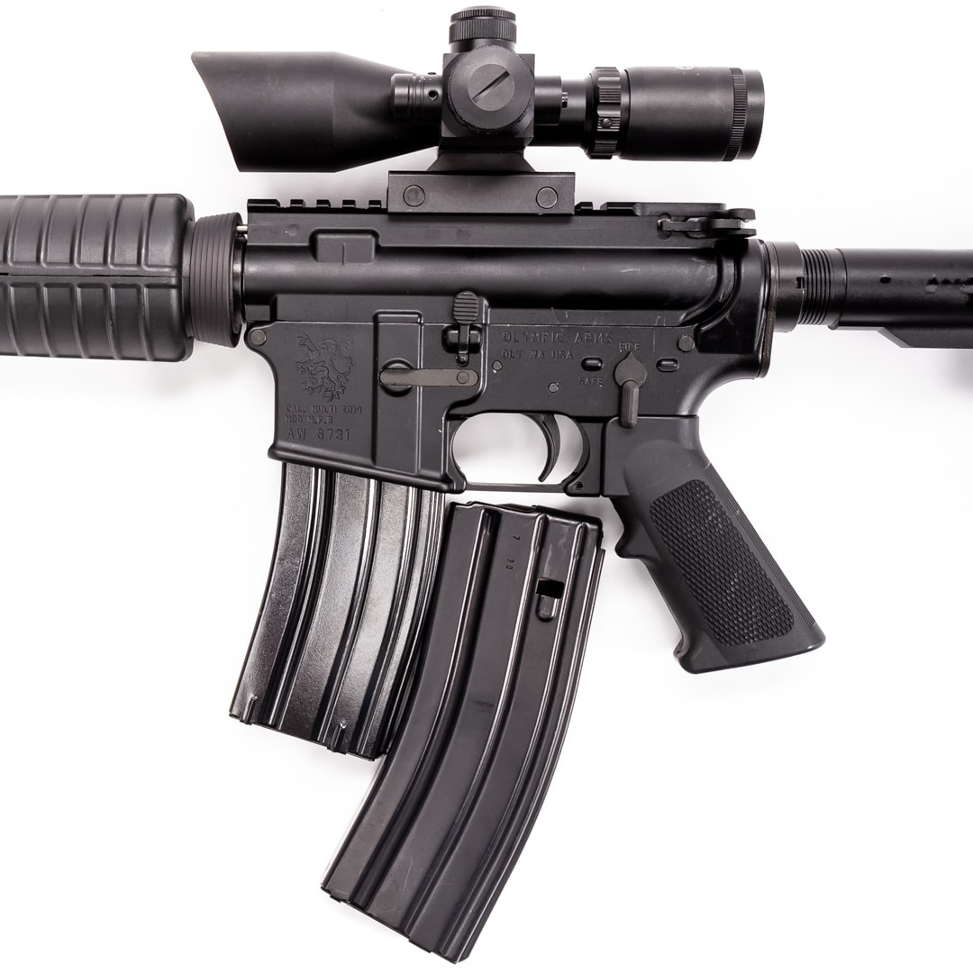 OLYMPIC ARMS M.F.R