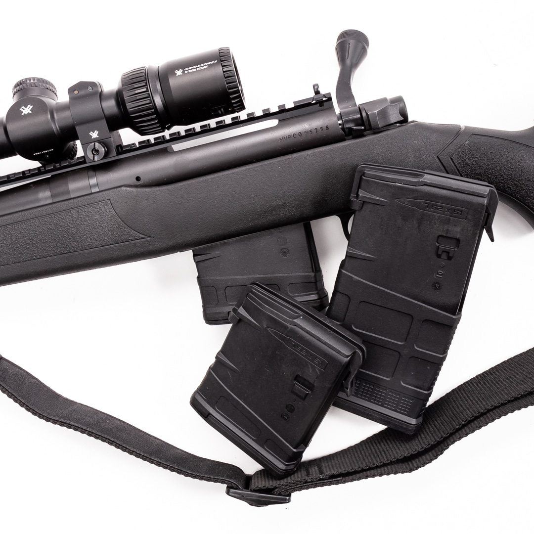 MOSSBERG MVP SCOUT