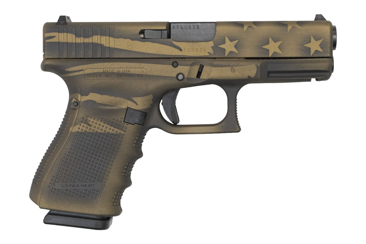 Glock G22 Gen 4