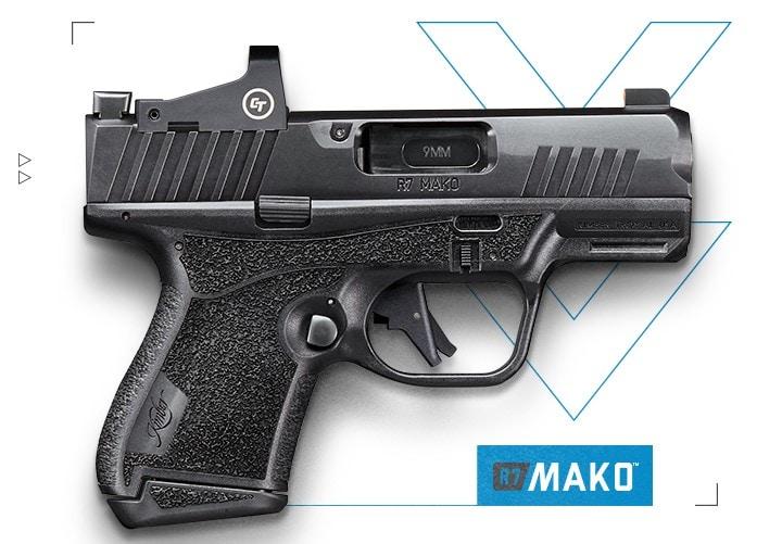 The Kimber R7 Mako