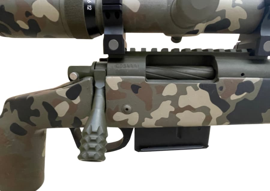 SURGEON RIFLES Scalpel F-Class Never Fired Government Issued No UPC