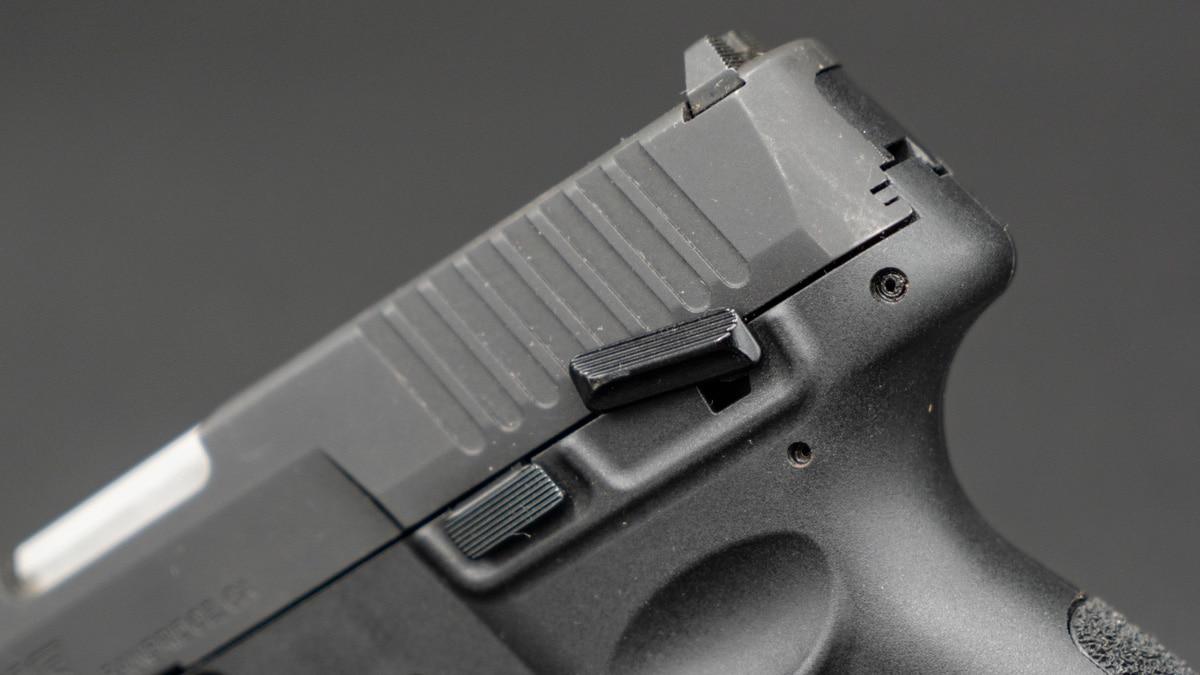 Taurus G3c safety
