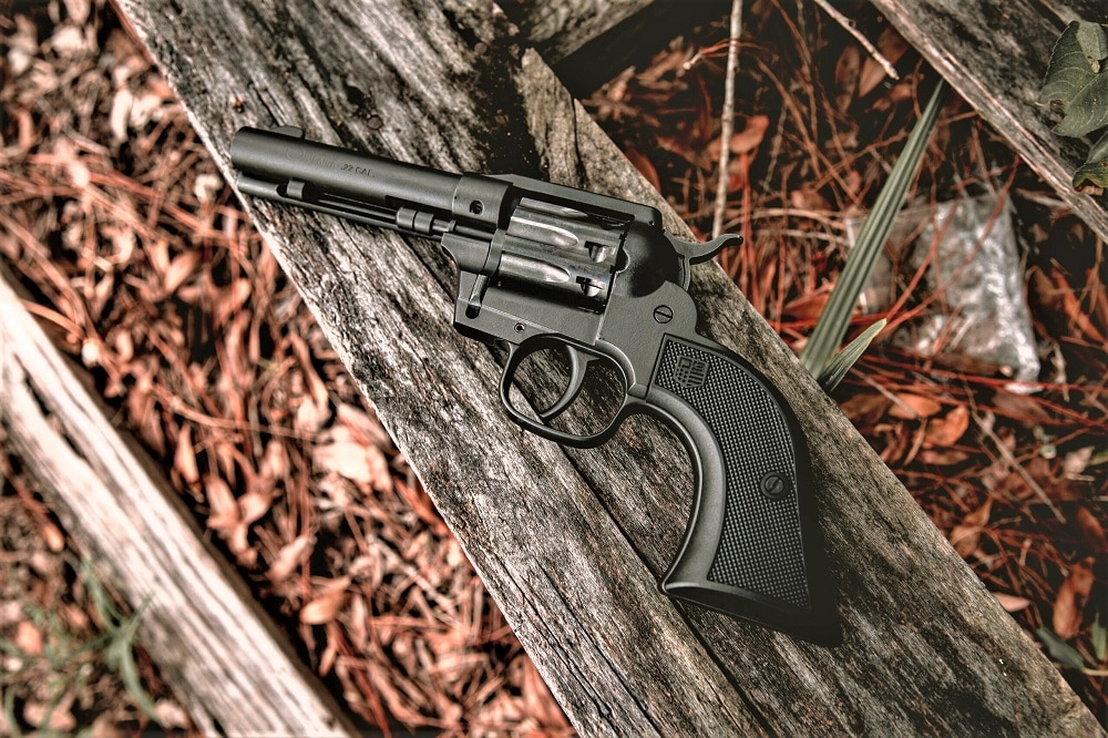 Diamondback Sidekick DA/SA 22 rimfire revolver
