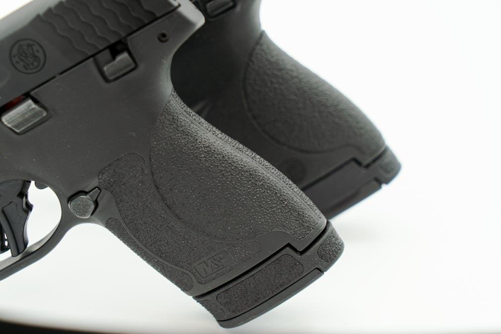 S&W Shield Grip Textures