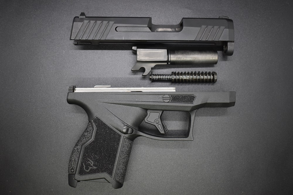 Taurus GX4 Micro Compact 9mm