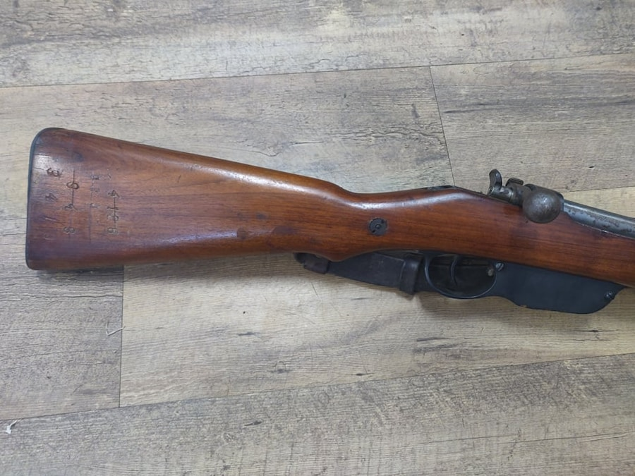 STEYR M95 Straight Pull Bolt Action Rifle