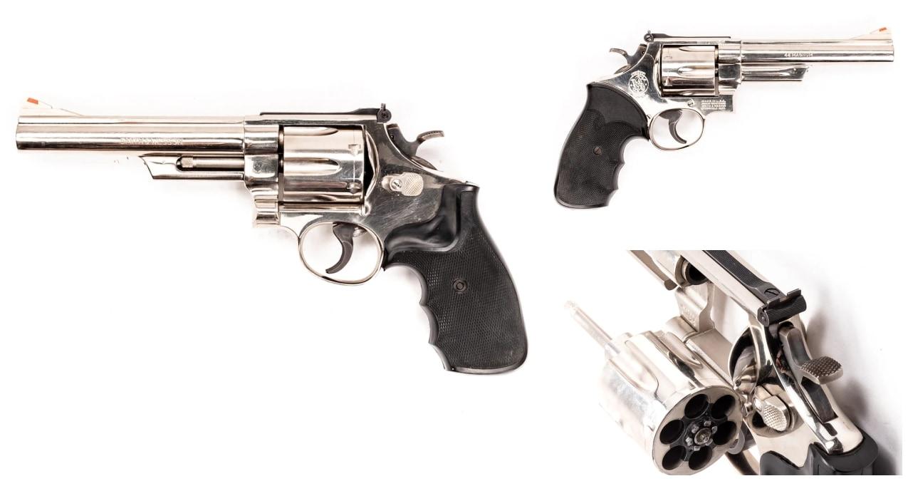 Smith & Wesson 44 Magnum Model 29 revolver