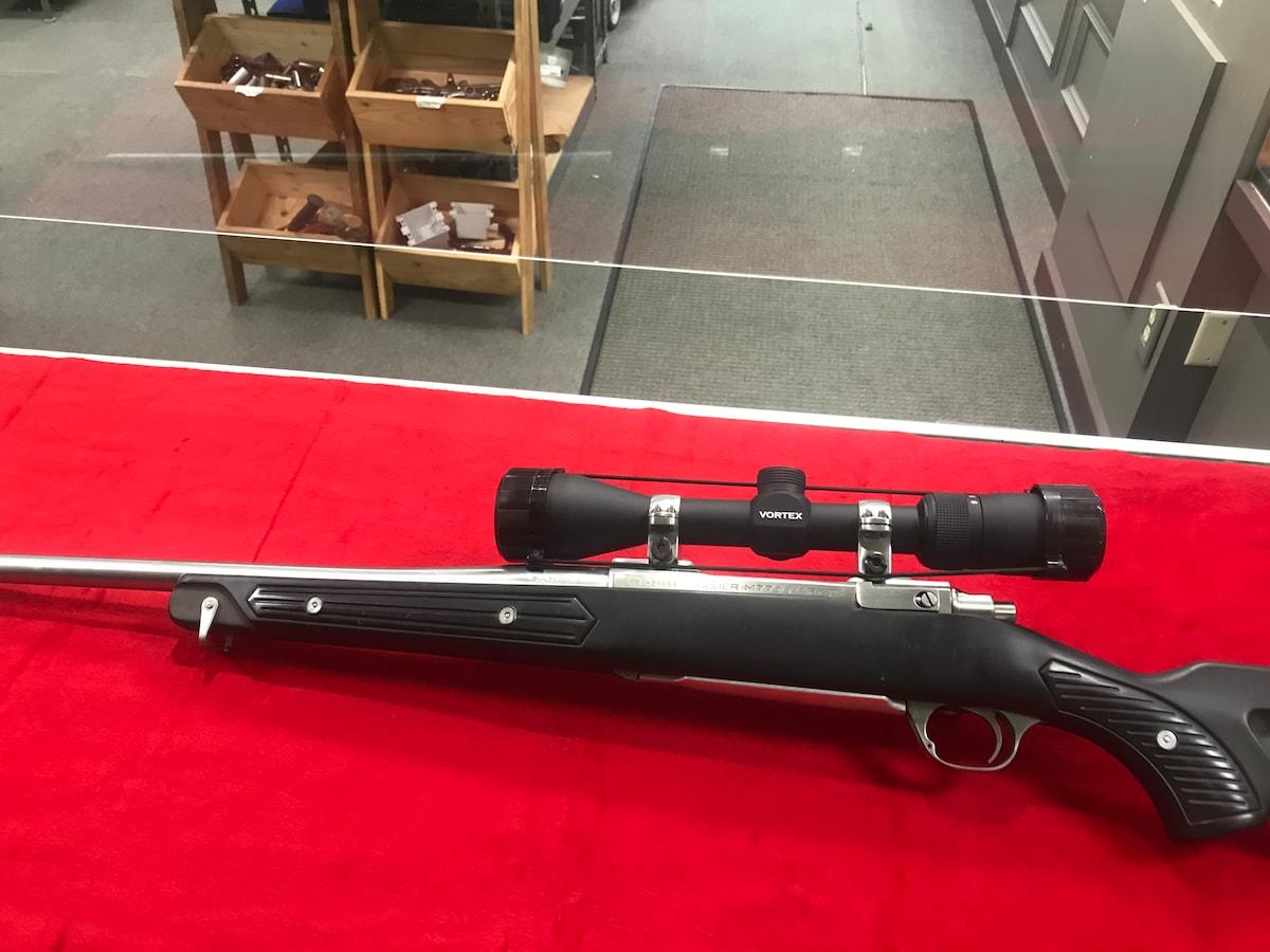STURM, RUGER & CO., INC. M77 Mark II