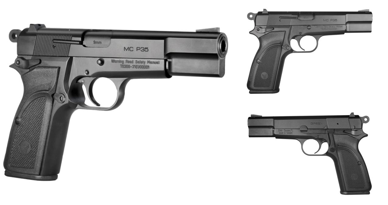 EAA's Girsan MC P35