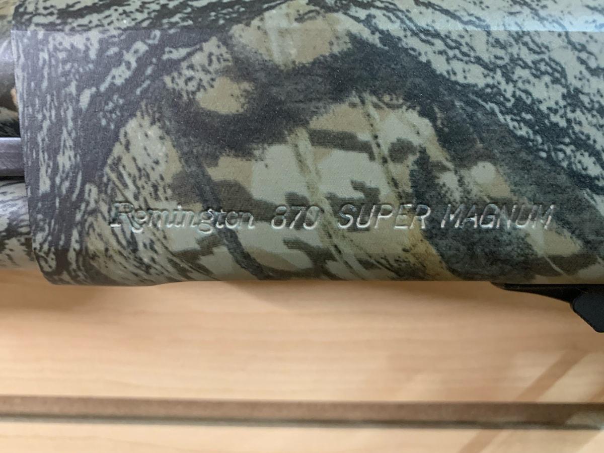 REMINGTON 870 SUPER MAG SPECIAL PURPOSE