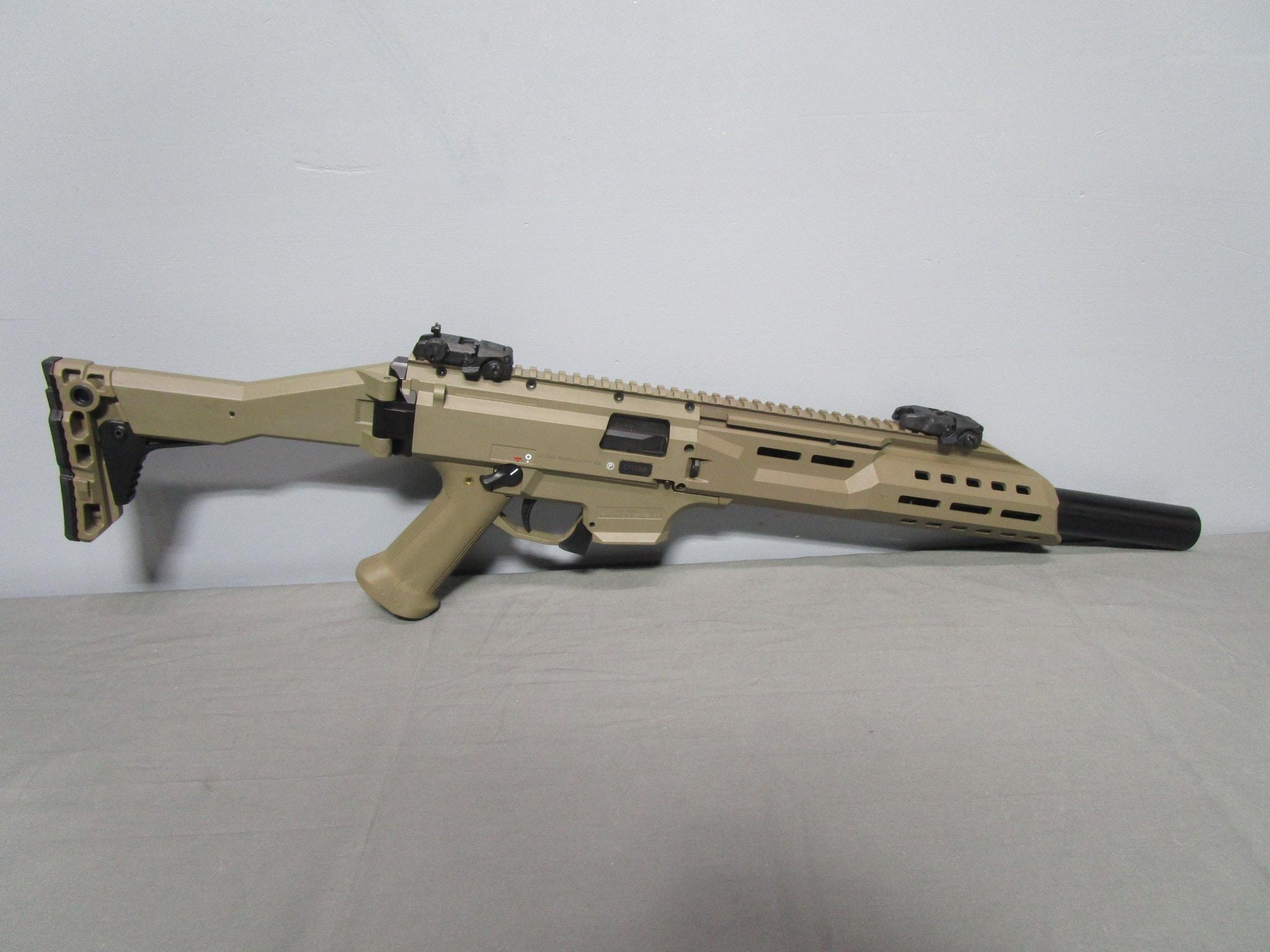 CZ-USA CZ Scorpion EVO 3 S1 FDE