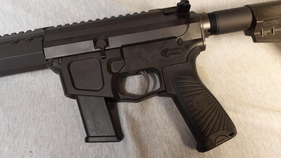 WILSON COMBAT AR9G-8-BLK
