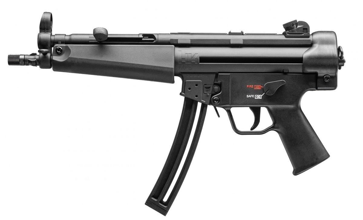 HK MP5 22LR model pistol