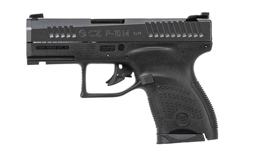 CZ P 10 M 9mm subcompact pistol