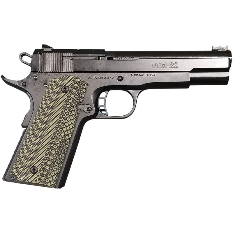 ROCK ISLAND XTM 22 Magnum