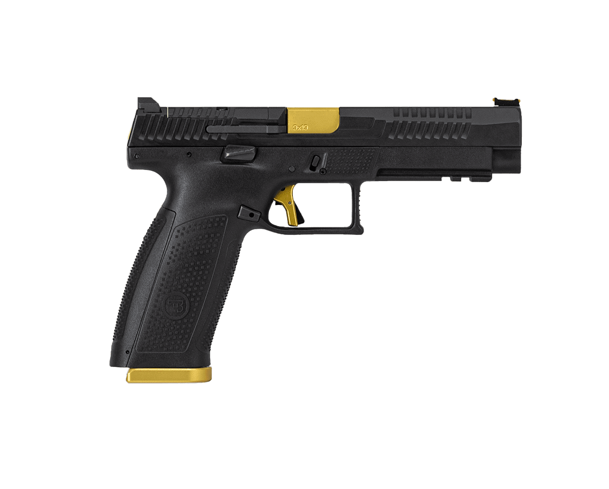 CZ P-10 F Competition-Ready