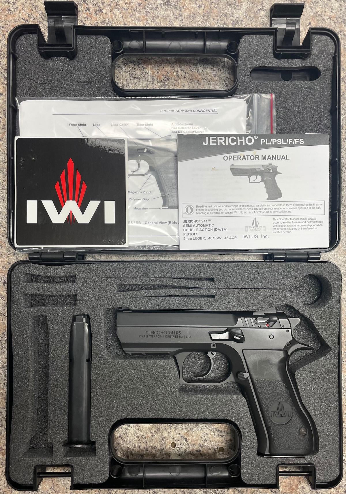 IWI JERICHO 941 RS
