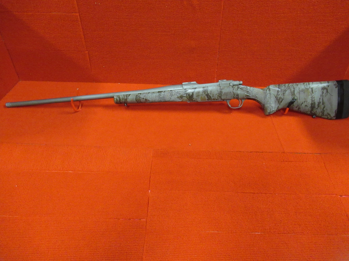 RUGER M77 HAWKEYE STAINLESS