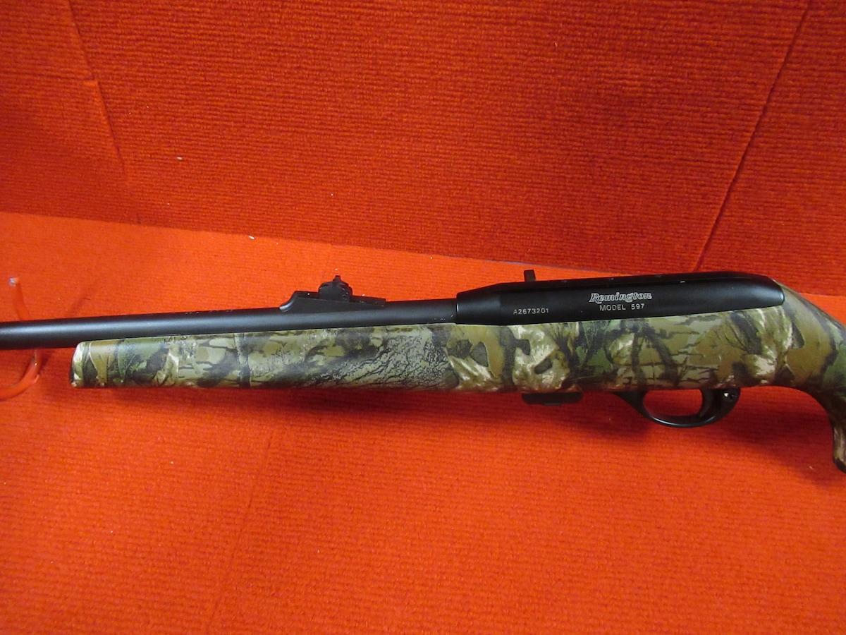 REMINGTON 597 Limited Edition Dale Earnhardt Jr.