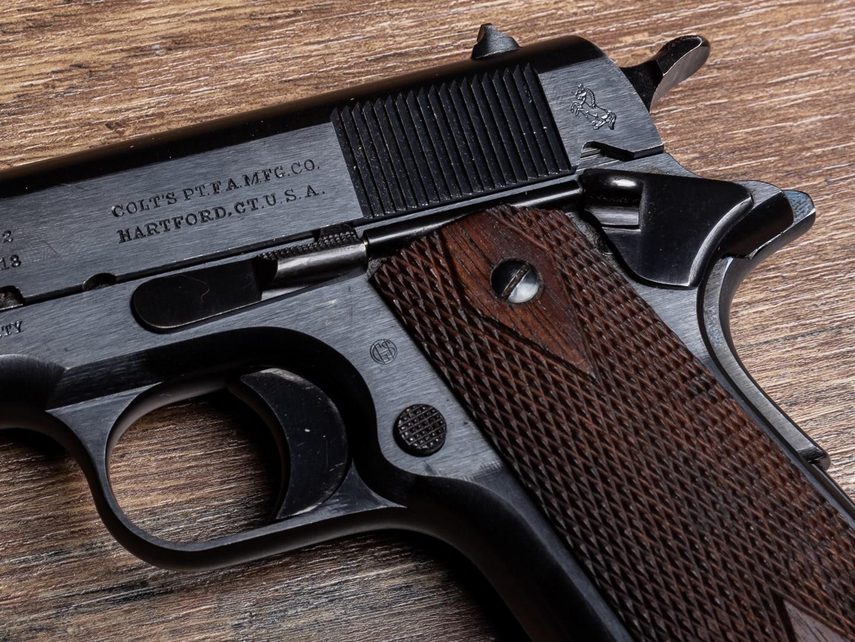 M1911 Colt U.S. Army