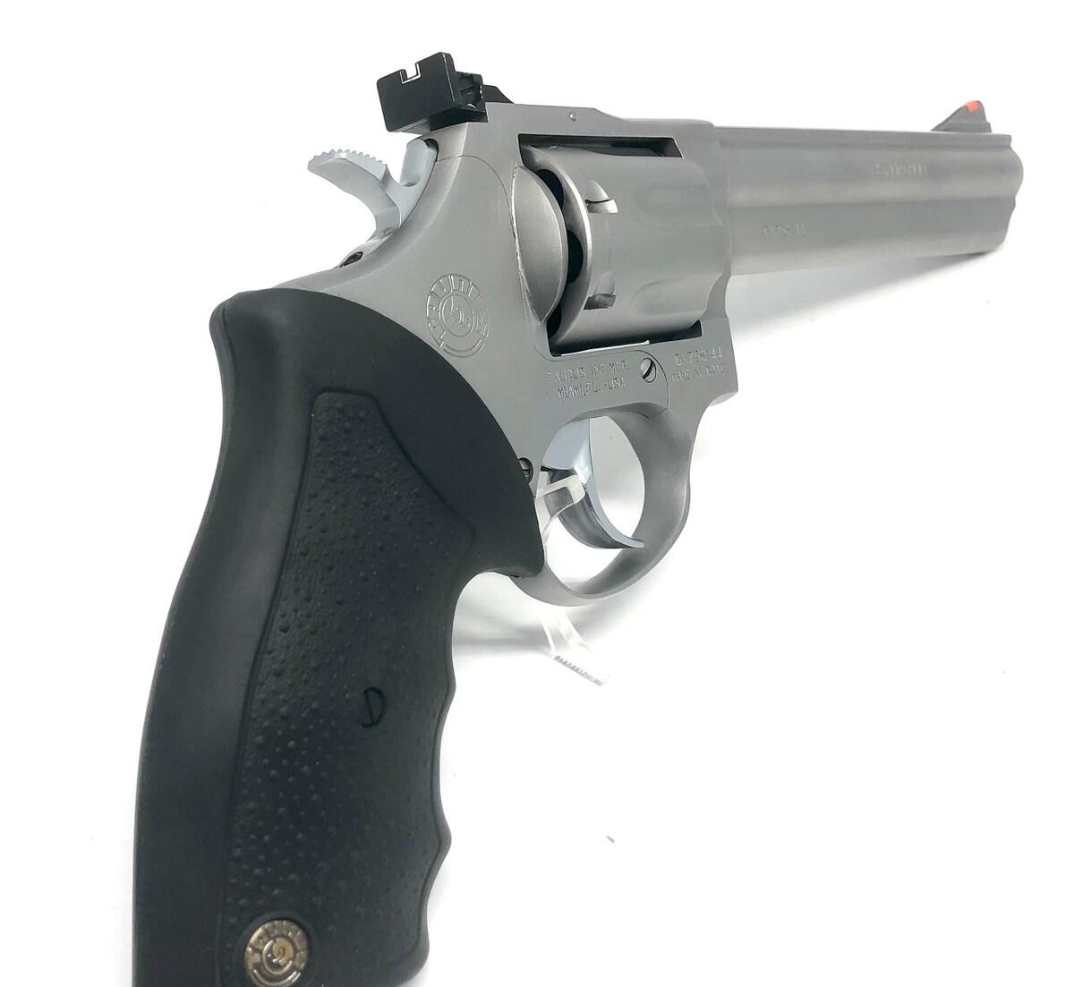 TAURUS M66 66 7-SHOT .357 STAINLESS
