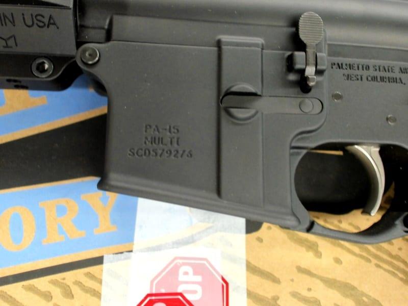 PALMETTO STATE ARMORY PA-15